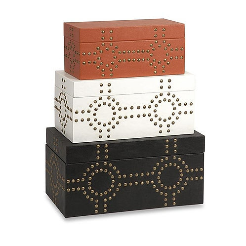 Brianna Studded Assorted Boxes
