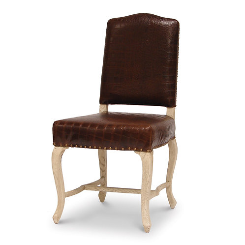 Rhone Distressed Side Chair