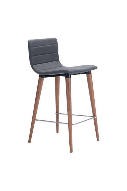 Jericho Counter Chair, Gray