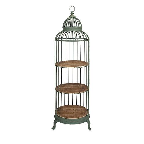 Charlotte Bird Cage Shelves