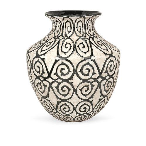 Benigna Wide Floor Vase