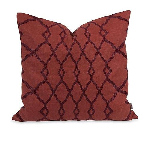 IK Dyani Embroidered Pillow