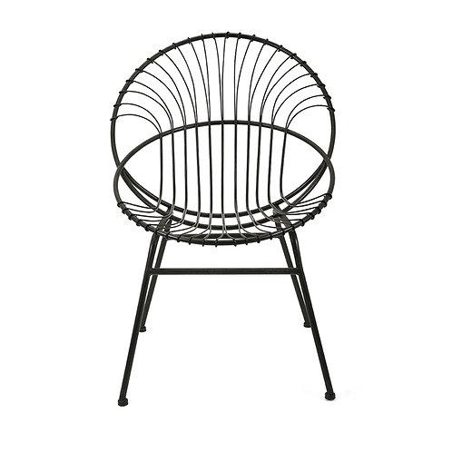 James Parker Iron Chair