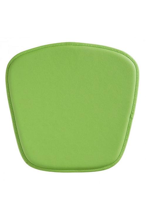 Wire Mesh Cushion, Green