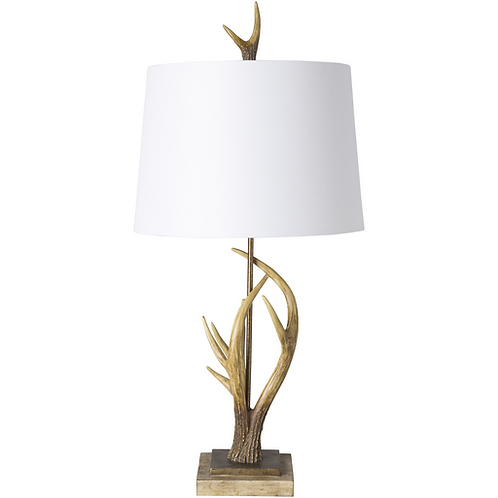 JWB Rustic Lounge Lamp