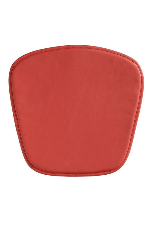 Wire Mesh Cushion, Red