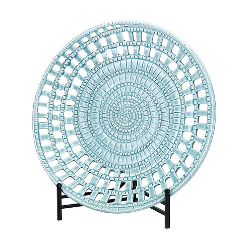 Trisha Yearwood Outer Banks Decorative Charger