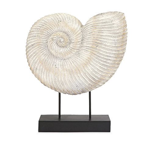 King Seashell on Stand
