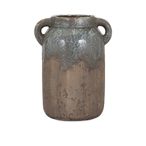 Bardot Large Blue Stone Vase