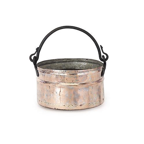 Briggs Manor Copper Bucket, small