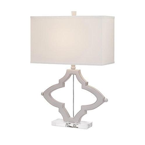 Madison Chippewa Square Table Lamp