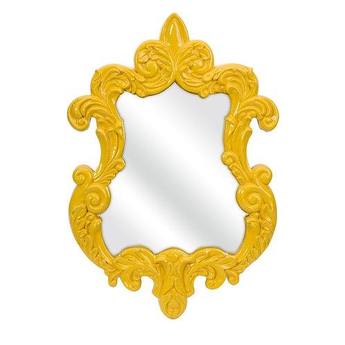 GG Cinderella Wall Mirror, yellow