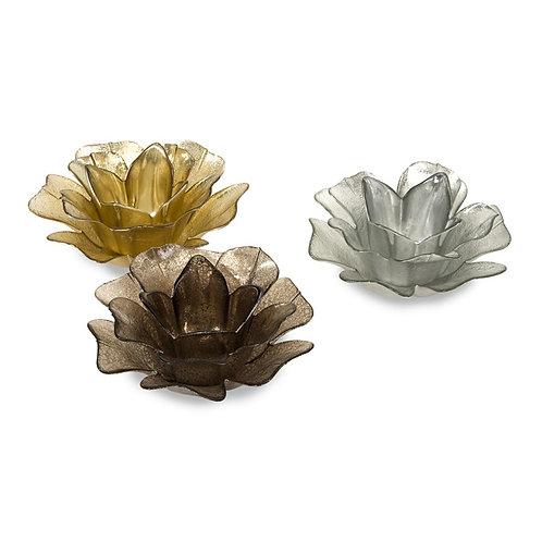 King Floral Glass Votives