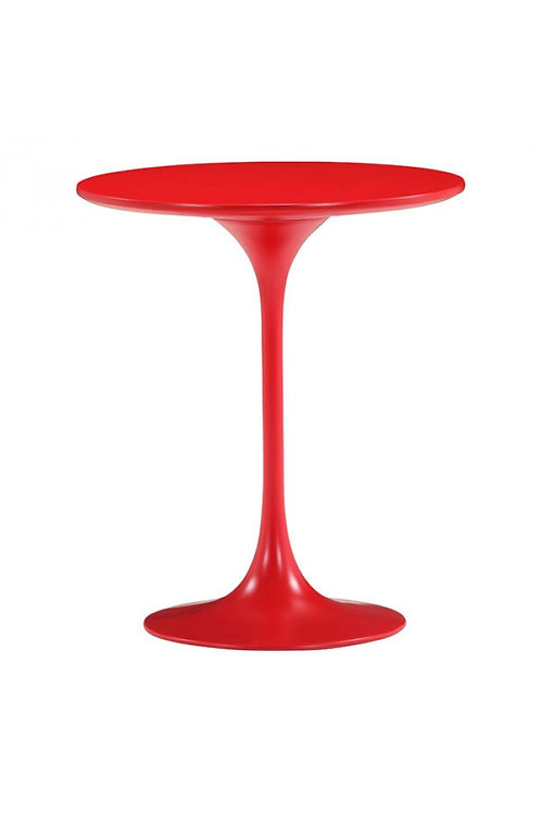 Wilco Side Table, Red