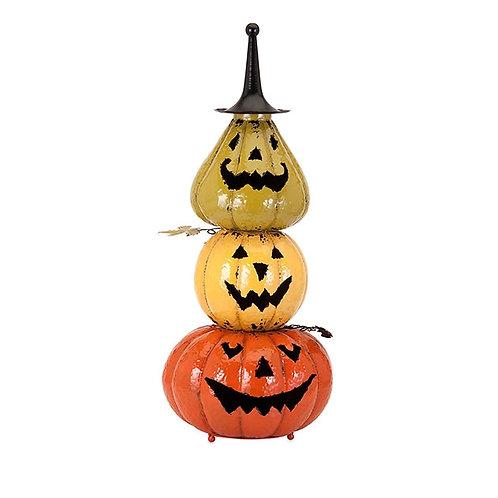 Fall Harvest Halloween Pumpkin Tro
