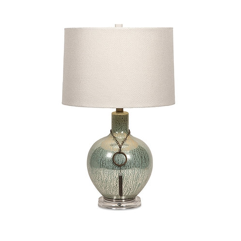 Madison Park Avenue Table Lamp with Medallion