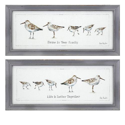 Clen Studio Beach Birds Duo