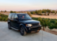 Paso Robles Wine Tours in a Luxury SUV