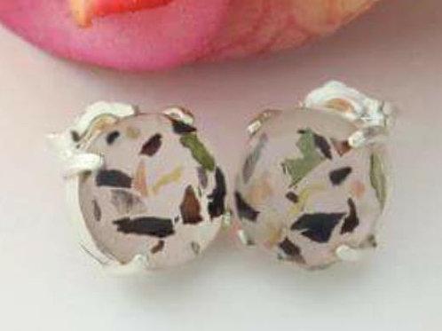 Jewelry Memorial Earrings