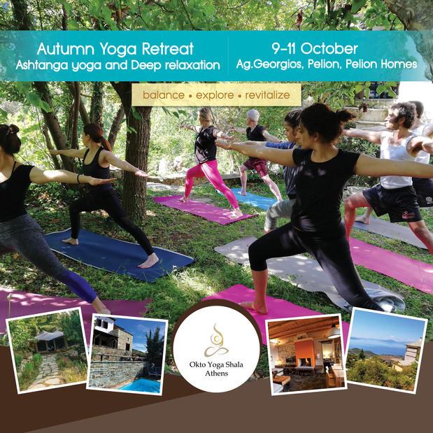 Autumn Yoga Retreat
