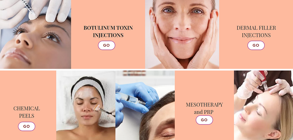 medical esthetics botox filler st cathar