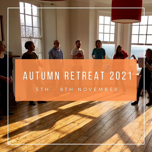 Autumn Retreat 2021 (from £255)