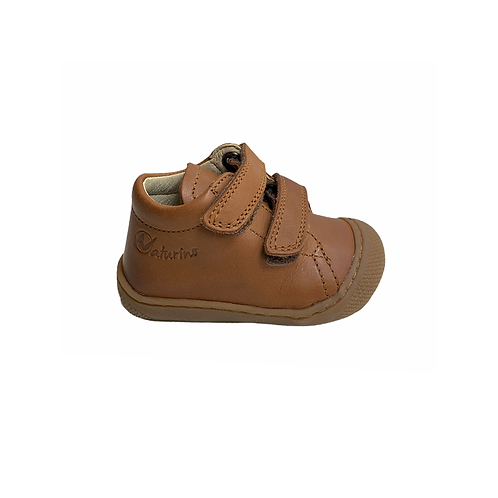 NATURINO COCOON VELCRO first step shoes
