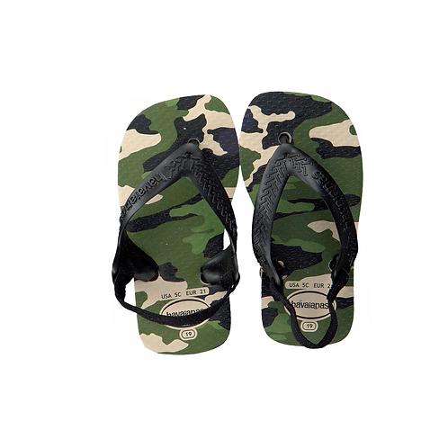 HAVAIANAS Baby militaire
