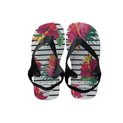 HAVAIANAS Tong Baby Fleurs