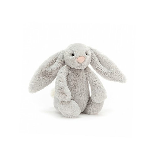 JELLYCAT Doudou Small BLOSSOM Gris LAPIN