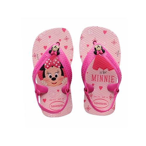 HAVAIANAS Tong Baby Disney MINNIE 1141