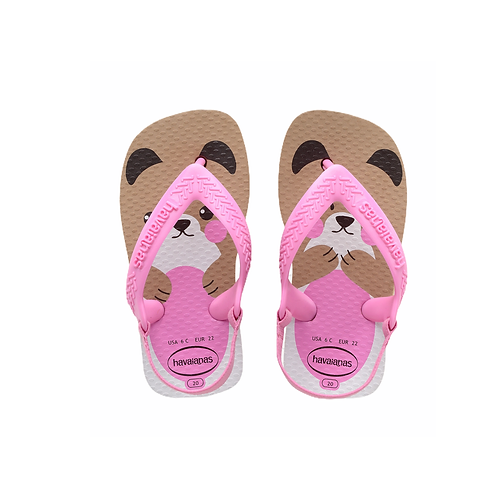 HAVAIANAS Tong Baby Ourson 3581