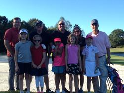 junior golf, family golf, kids golf, golf for beginners, learn golf, team golf, daddy-daughter date,