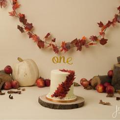 Autumn Cake Smash