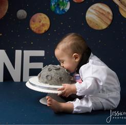 Universe Space Cake Smash