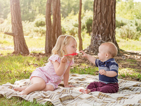 Summer photography: An idyllic backdrop for alfresco cake smashes and so much more.