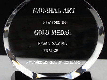 Gold Medal New York 2019