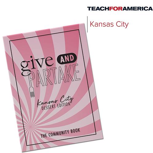 G&P Dessert Book Benefitting Teach For America