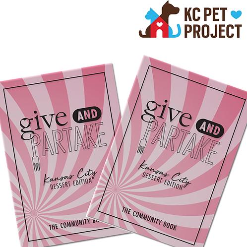 G&P Dessert Book Benefitting KC Pet Project (2-Pack)