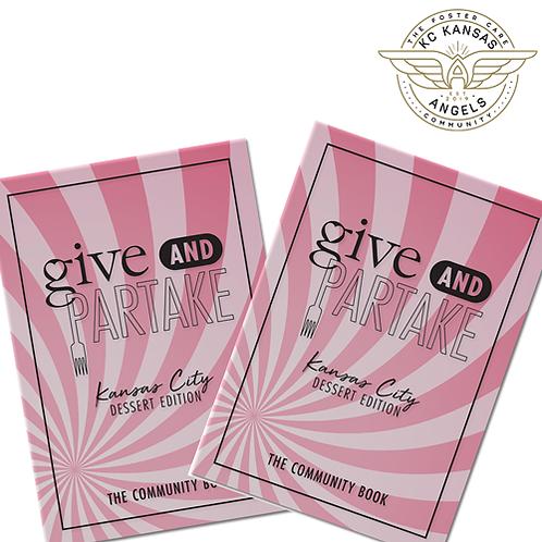 G&P Dessert Book KC Kansas Angels (2-Pack)