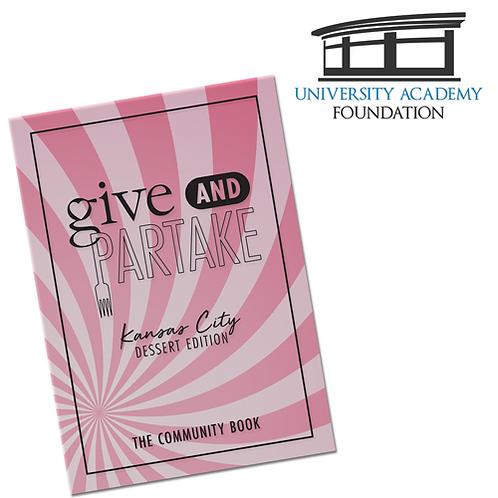 G&P Dessert Book Benefitting University Academy Foundation