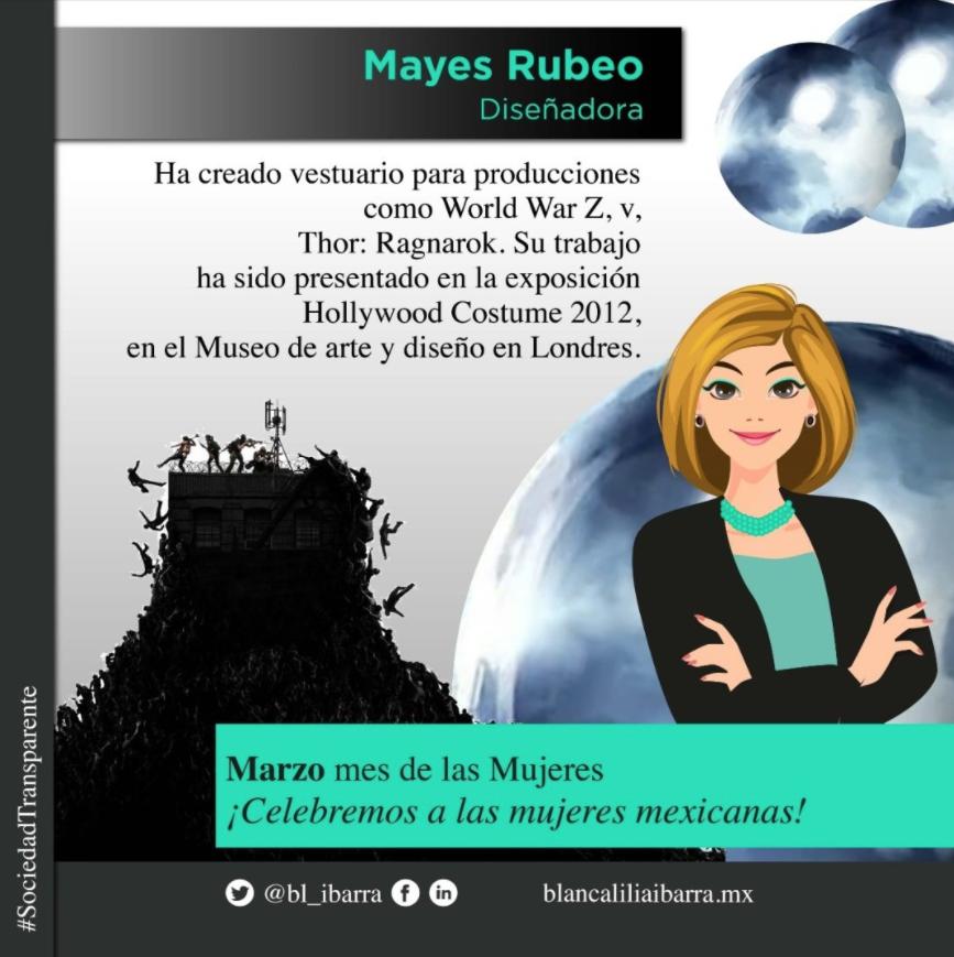 Serie de postales :: Marzo 2020, mes de las mujeres