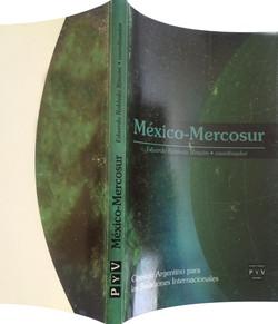 Libro, México-Mercosur