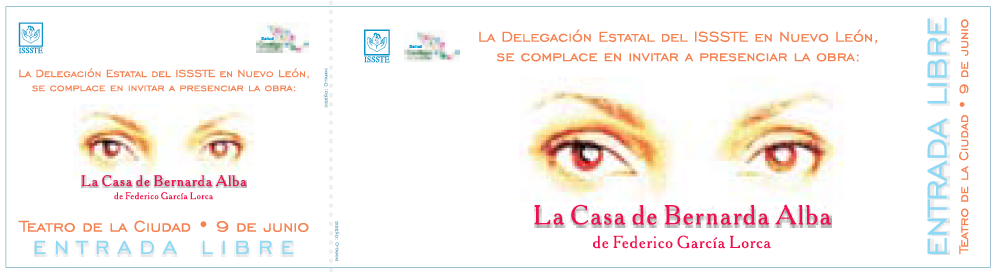 ISSSTE, Nuevo León, boleto de acceso