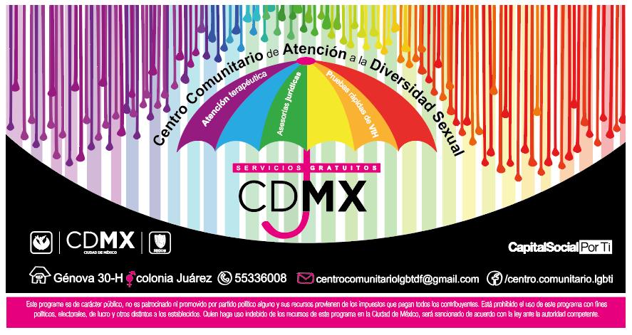 Centro Comunitario LGBT CDMX