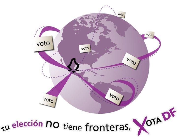 Vota Chilango, identidad gráfica
