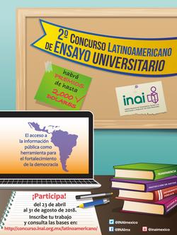 Cartel, Ensayo Universitario