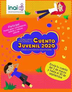 INAI :: Concurso Nacional de Cuento Juvenil 2020