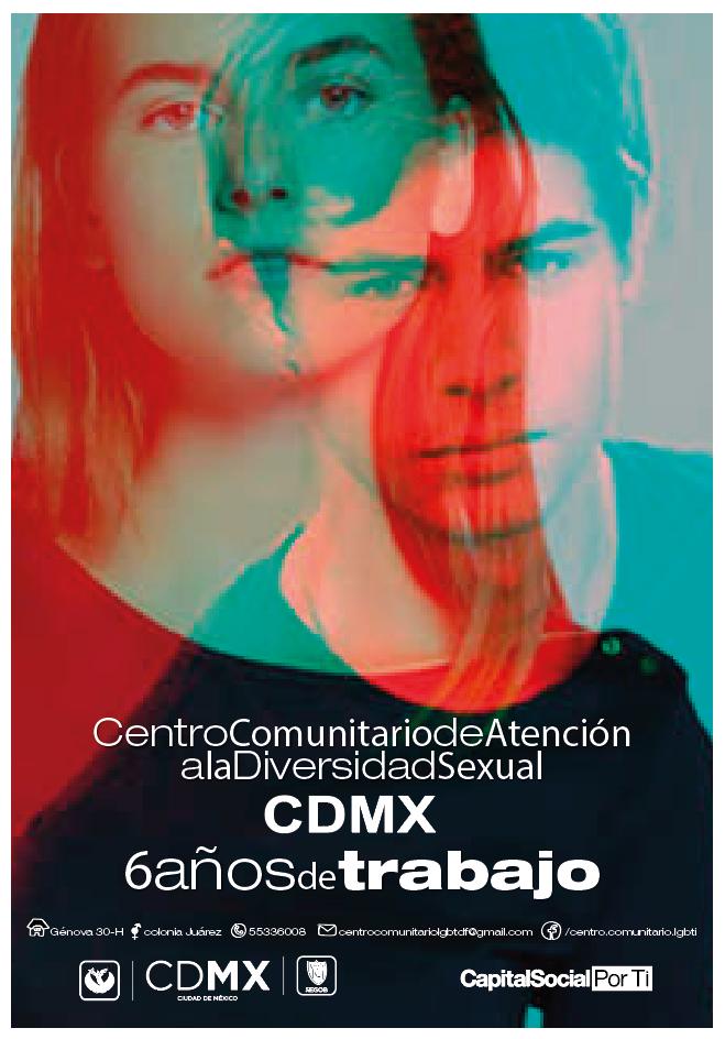 Centro Comunitario LGBT CDBX