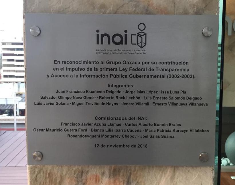 Legado del Grupo Oaxaca